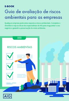 Guia de avaliação de riscos ambientais para as empresas