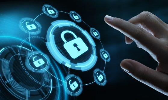 Uma imagem que ilustra segurança cibernética